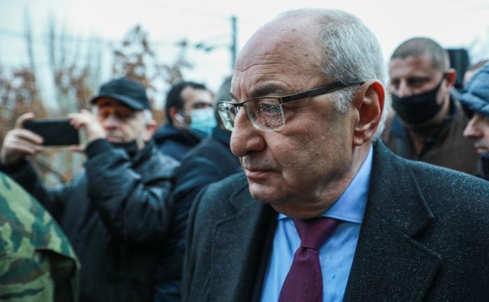 Vazgen Manukyana qarşı cinayət işi açılıb