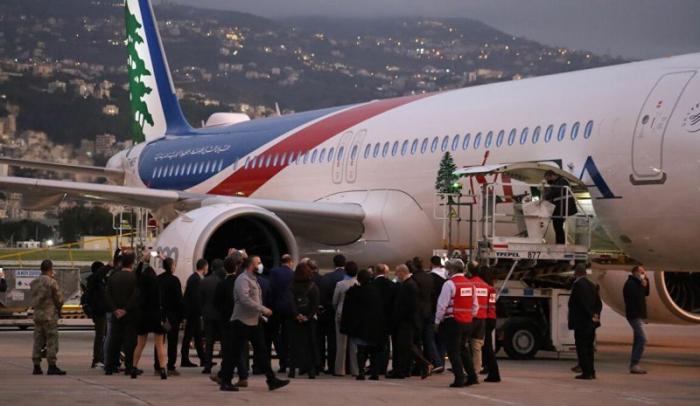 لبنان يستقبل رابع شحنة من لقاح كورونا