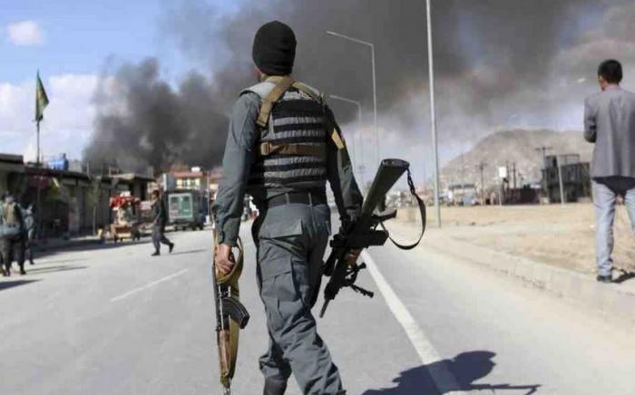Əfqanıstanda 7 hərbçi, 15 polis öldürülüb -  YENİLƏNİB
