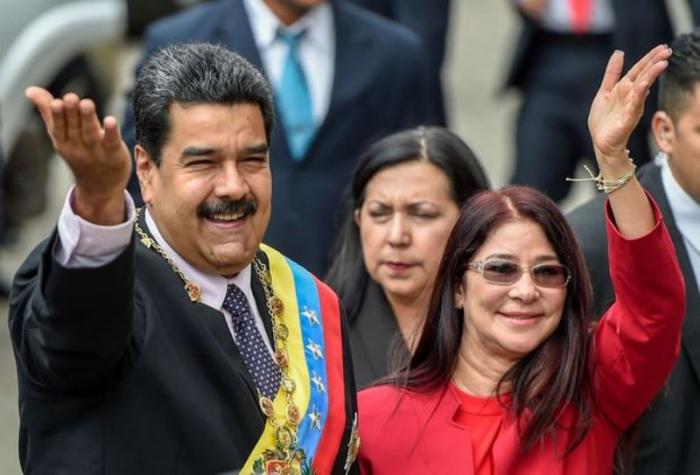 Maduro və həyat yoldaşı peyvənd olunub