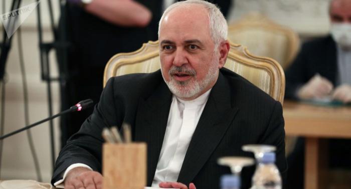 ظريف: إيران وكوريا الجنوبية تتفقان على آلية استعادة الأرصدة الإيرانية