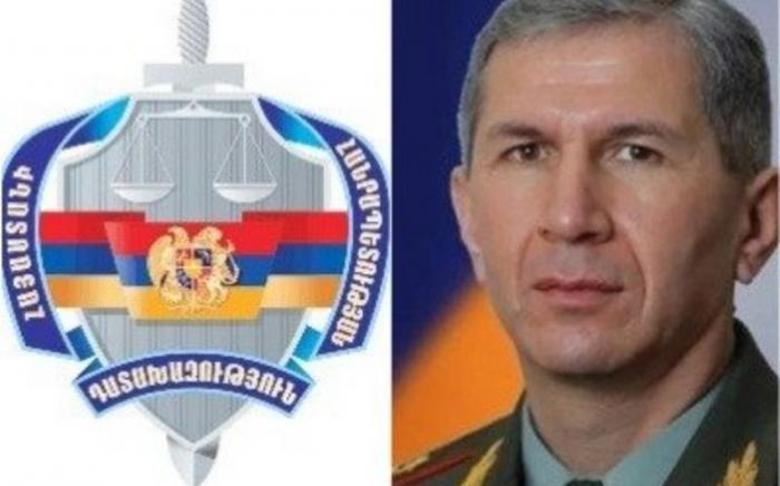 Ermənistan Baş Prokurorluğu Paşinyanın cinayəti barədə məlumat alıb