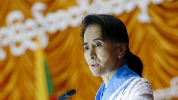 """Aung San Suu Kyi wird """"Anstiftung zum Aufruhr"""" vorgeworfen"""