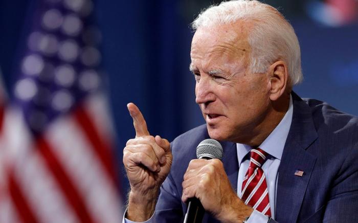 Biden vows Russia