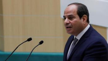 السيسي يصدر قرارا بشأن قانون الشهر العقاري