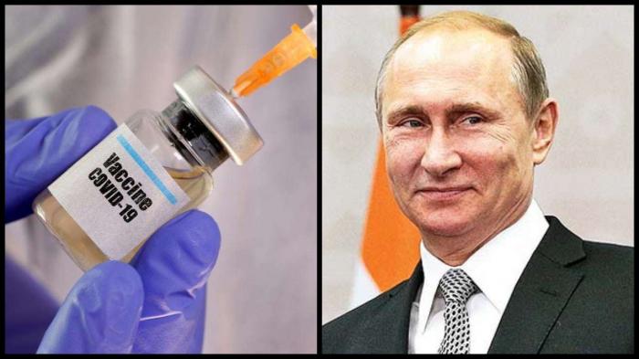 Putin bu gün peyvənd olunacaq