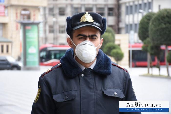 İki koronavirus xəstəsi ictimai yerlərdə saxlanıldı