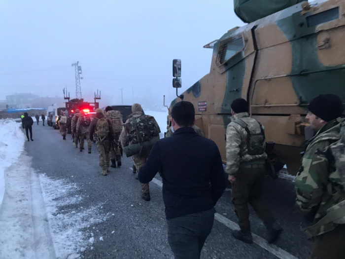 11 killed, 2 injured as military helicopter crashes in Turkey - UPDATED