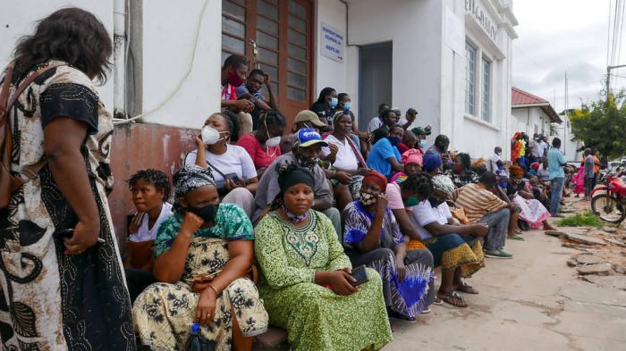 Mozambikdə 800 nəfər itkin düşdü