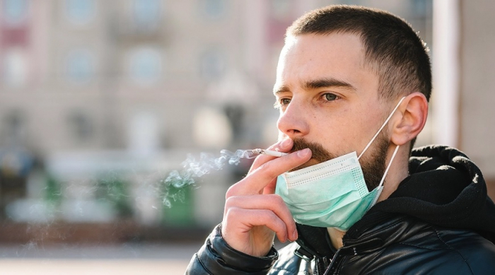 How COVID-19 impacted the anti-smoking push -  iWONDER
