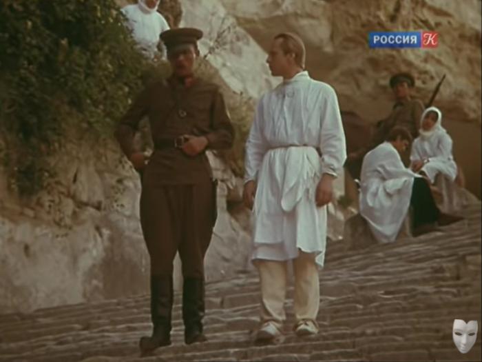 سر المشهد الغريب في الفيلم السوفيتي أو الأسباب الخفية لحفر القبور الأرمني -  فيديو