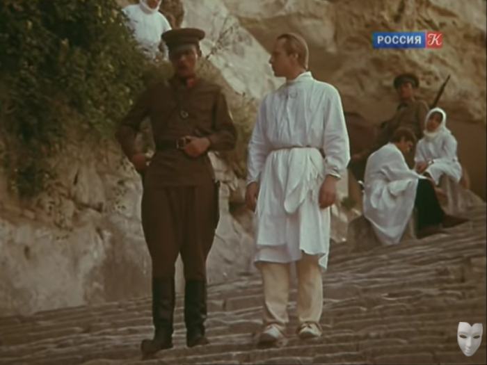 Weird Secrets Hidden in Soviet Movie Scene or Hidden Causes of Armenians