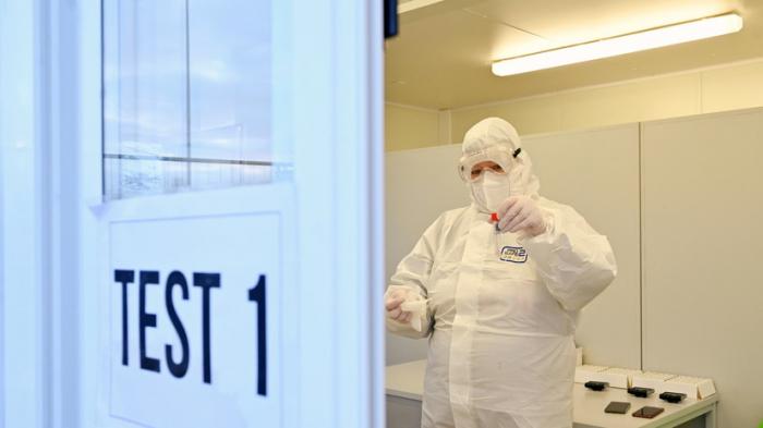 Almaniyada koronavirusdan ölüm sayı 70 mini ötdü