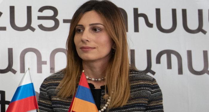 """الوزيرة الأرمينية:  """"تم فحص جثث 2000 جندي للتأكد من خلوها من الحمض النووي"""""""