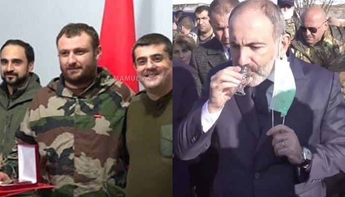 """""""Arutyunyan Qarabağdakı erməniləri mitinqə aparır"""" -   Erməni mediası"""