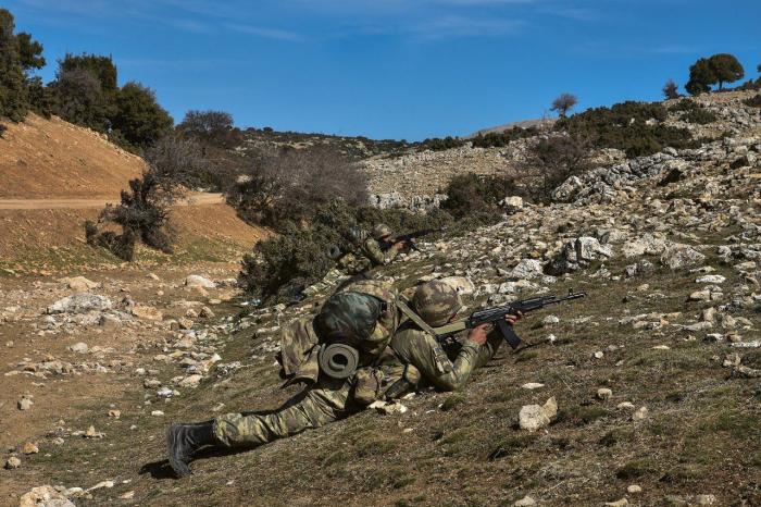 Azerbaijani servicemen take part in anti-terrorist exercises in Turkey -   PHOTOS