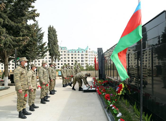 Azərbaycan Ordusunda Novruz bayramı qeyd edildi -    FOTOLAR