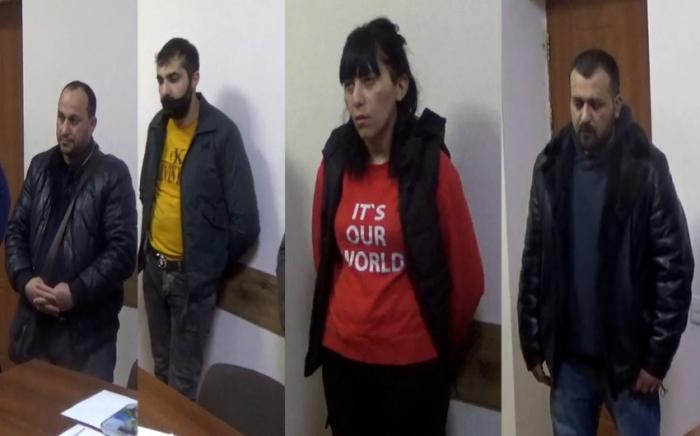 Bakıda onlayn narkotik satanlar ələ keçdi -    VİDEO