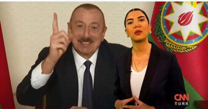 """""""CNN Türk"""" Vətən Müharibəsi haqqında sənədli film hazırladı -    VİDEO"""