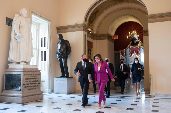 Congress approves $1.9T COVID-19 stimulus bill in win for Biden