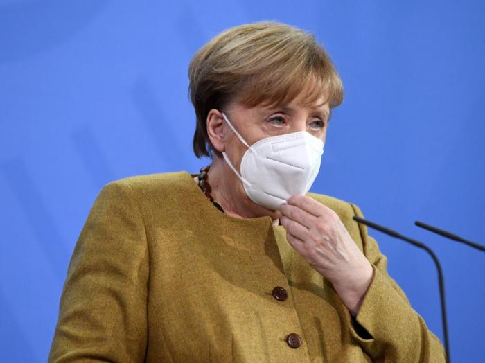 Pandémie en Allemagne: Merkel veut assouplir les restrictions 8 mars