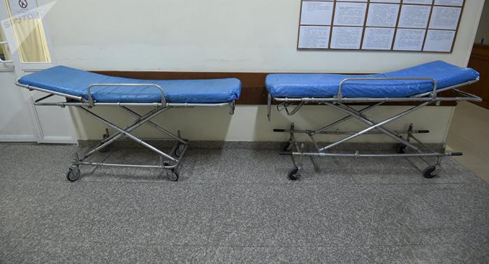 Ermənistanda daha 360 nəfər koronavirusa yoluxdu