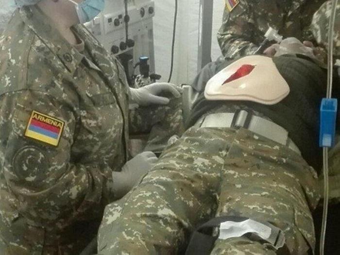 İkinci Qarabağ müharibəsində 11 min erməni hərbçi yaralanıb