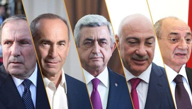 Sabiq prezidentlər separatçılarla birgə gizli qərar qəbul edib