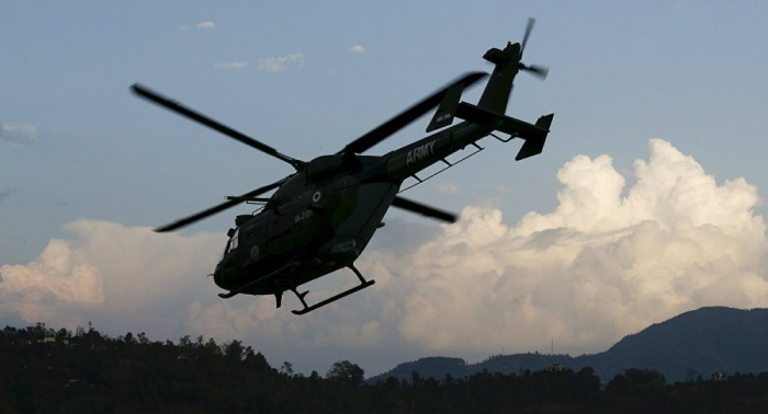 Nine members   of Afghan military killed in helicopter crash: defence ministry