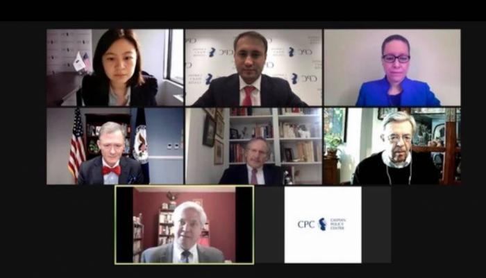 En Washington se celebraron debates sobre las perspectivas de una participación más activa de la administración Biden en la región del Caspio