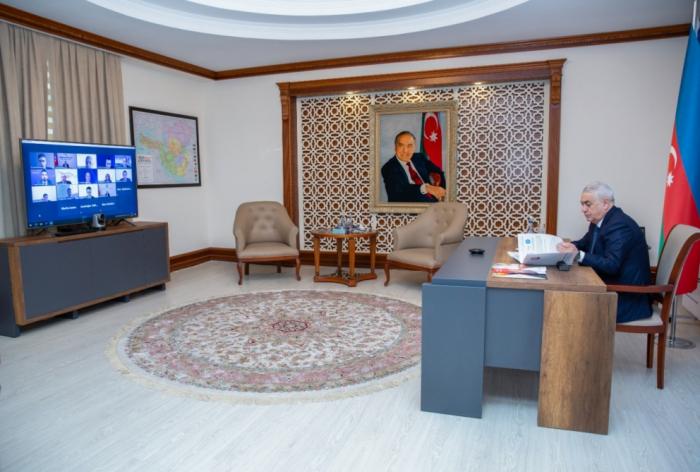 Comienza la renovación de la infraestructura ferroviaria de Azerbaiyán
