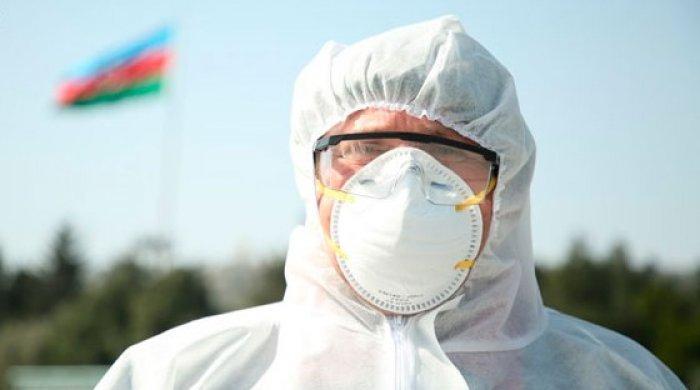 Bölgələr üzrə koronavirusa yoluxma göstəriciləri -    STATİSTİKA