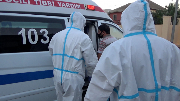 Evdən çıxan 4 koronavirus xəstəsi saxlanıldı