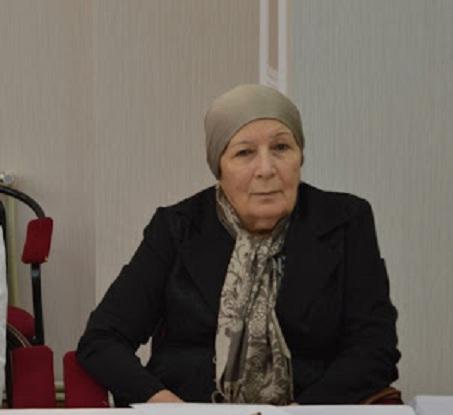 Əsmətxanım Məmmədovanın 80 yaşı tamam olur
