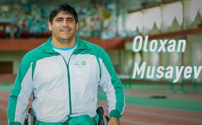Azerbaijani Musayev takes gold at Tunis 2021 World Para Athletics Grand Prix