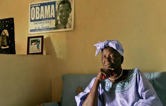 Barak Obamanın nənəsi ölüb