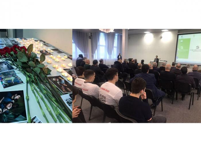 Les victimes du génocide de Khodjaly commémorés à Perm