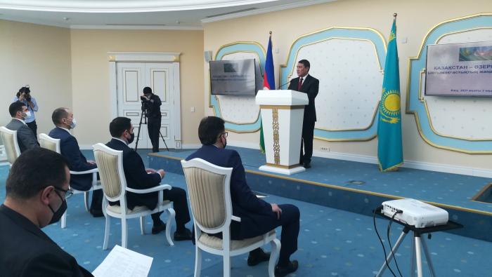 فرص جديدة في التعاون الأذربيجاني الكازاخستاني