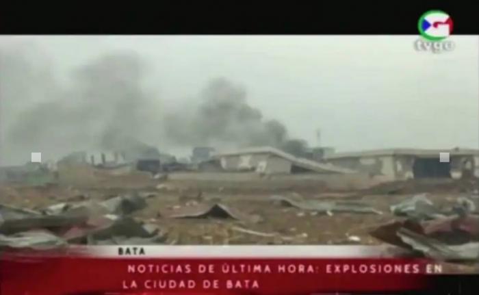 Ekvatorial Qvineyadakı partlayışlarda ölənlərin sayı artıb