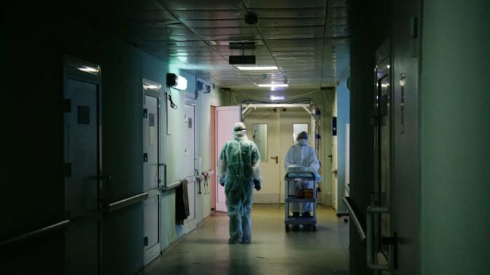 Rusiyada 9 mindən çox yeni yoluxma qeydə alındı