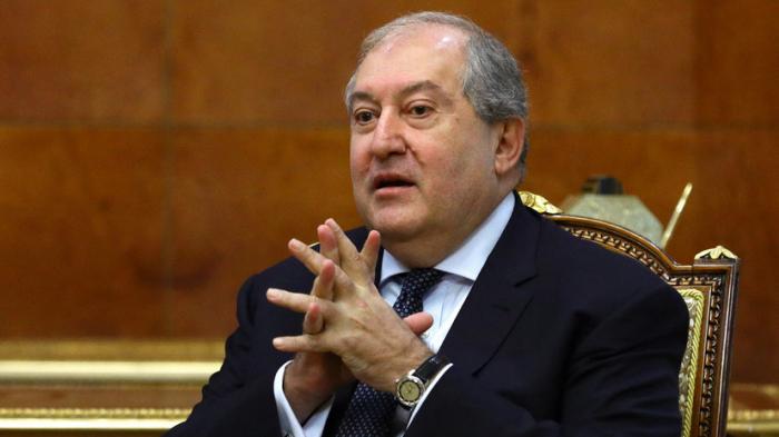 Sarkisyan yenə Qasparyanla görüşdü