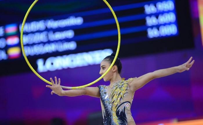 Azerbaijan to participate in 37th European Championship in Rhythmic Gymnastics