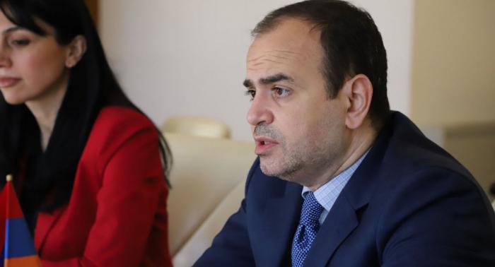 """""""İndiki rejimdə xaricilər Qarabağa gedə bilməyəcək"""" -  Sinanyan"""