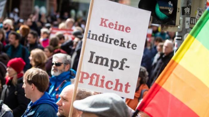Verbote von Demos in Kempten und Dresden haben Bestand