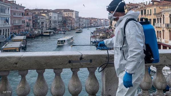 """إيطاليا: الصحة العالمية """"متهمة"""" بالكذب بشأن تقرير كورونا"""
