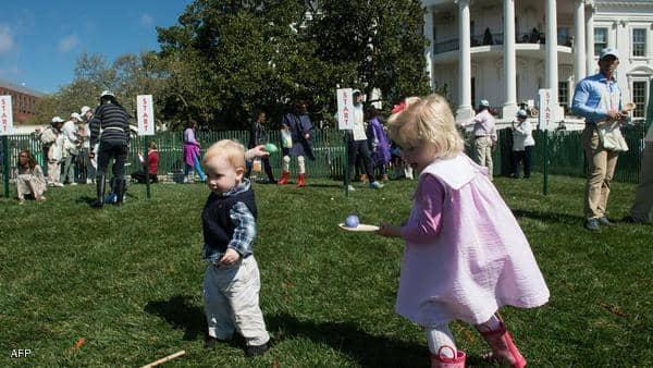 كورونا يجبر البيت الأبيض على إلغاء مسابقة دحرجة بيض الفصح