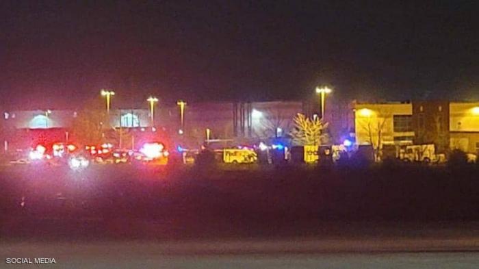 """""""عدد كبير"""" من الضحايا بإطلاق نار في إنديانابوليس"""