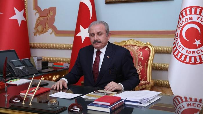 """""""Ermənistan region üçün təhdid yaradır"""" -  Mustafa Şentop"""