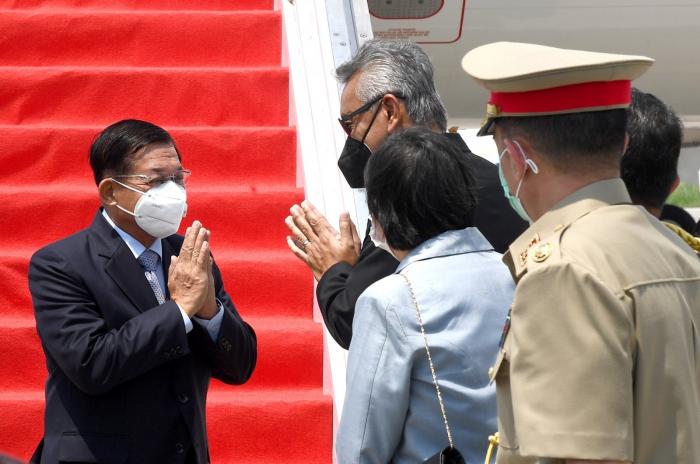 ASEAN leaders to meet Myanmar coup leader at summit