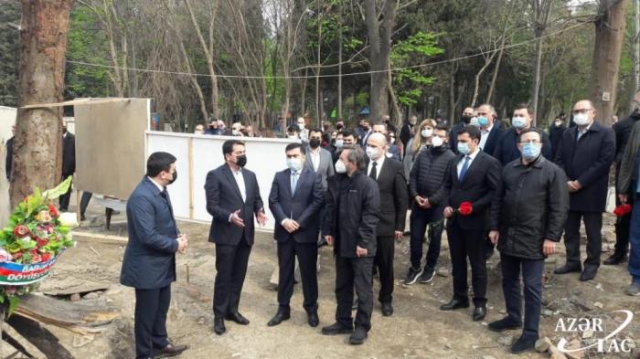 زيارة وفد من المجلس التركي إلى مدينة كنجة